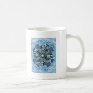Urban Sprawl Coffee Mug