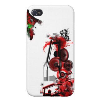 Urban Sprawl iPhone 4 Cases