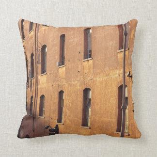Urban street Cushion Throw Pillow