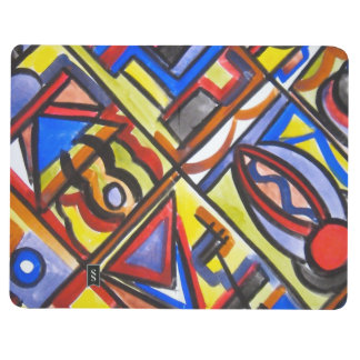 Urban Street Two - Abstract Art Geometric Journal