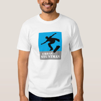 urban stuntman by Techstyles T Shirt