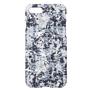 Urban Style Silver Camouflage iPhone 8/7 Case