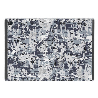 Urban Style Silver Digital Camouflage Decor Case For iPad Mini