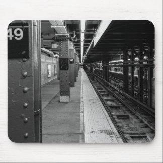 Urban Subway photo Mouse Pad