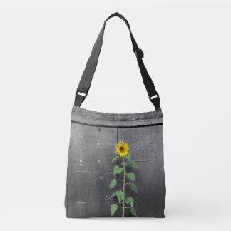 Urban Sunflower Crossbody Bag
