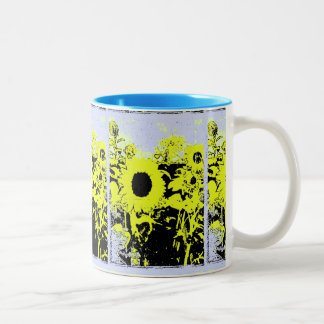 Urban Sunflower Mug