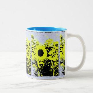 Urban Sunflower Mug