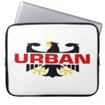 Urban Surname Laptop Computer Sleeve