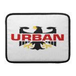 Urban Surname MacBook Air Sleeves