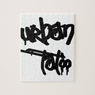 urban tattoo jigsaw puzzle