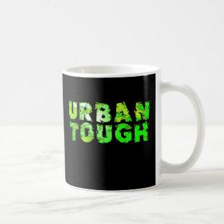 Urban Tough Green Coffee Mug