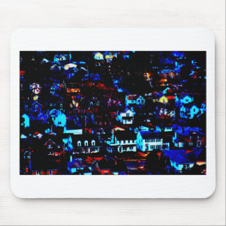 Urban Town Mouse Pad