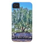 Urban Tree and Waterfall iPhone 4/4s case