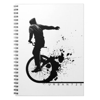 Urban Unicycle Notebook