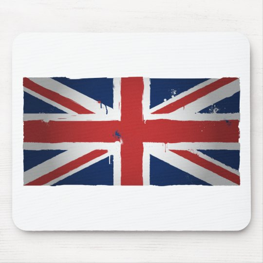 Urban United Kingdom Mouse Pad
