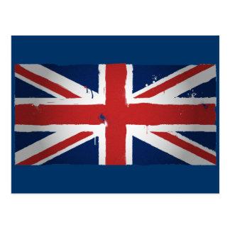 Urban United Kingdom Postcard