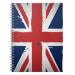 Urban United Kingdom Spiral Notebooks