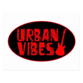 Urban Vibes Postcard