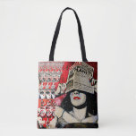 Urban Wall Art Tote Bag