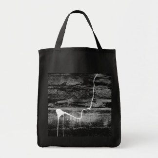 URBAN WALL (LONDON) Grocery Tote Bag