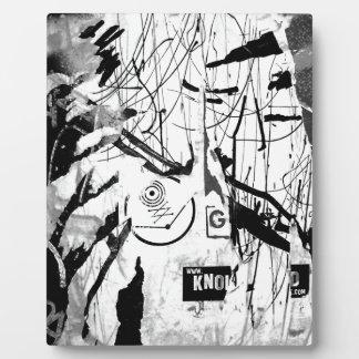 Urban Wallpaper No.1 Display Plaque