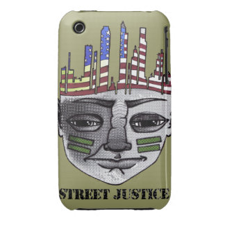 Urban Warrior by Street Justice iPhone 3 Case-Mate Case
