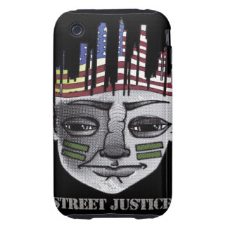 Urban Warrior by Street Justice iPhone 3 Tough Case