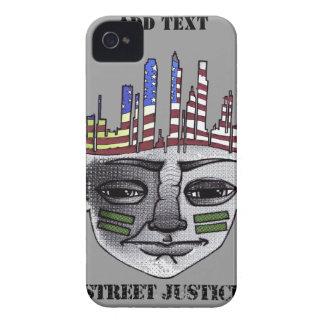 Urban Warrior by Street Justice iPhone 4 Case