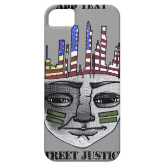 Urban Warrior by Street Justice iPhone SE/5/5s Case
