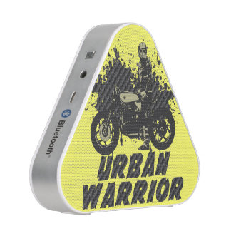 Urban Warrior Speaker