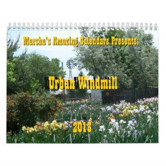 Urban Windmill Calendar