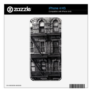 Urban Windows iPhone 4 Decals