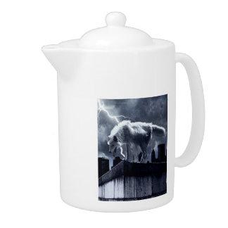 Urban Wolf Teapot