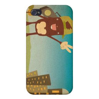Urban Yeti Case iPhone 4/4S Cover