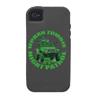 Urban Zombie Night Patrol Case-Mate iPhone 4 Case