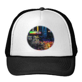 Urbanistic Sunset Trucker Hat