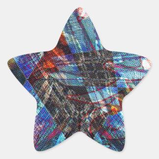 Urbanized Star Sticker