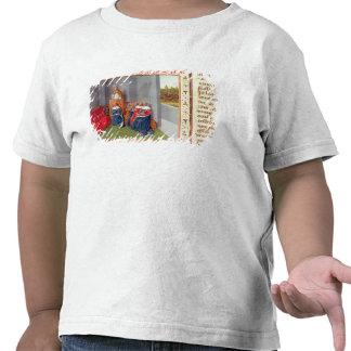 Urbano II que predica la cruzada en Clermont Camisetas