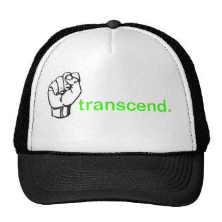"""UrbanRelations """"TRANScend"""" Trucker Trucker Hat"""