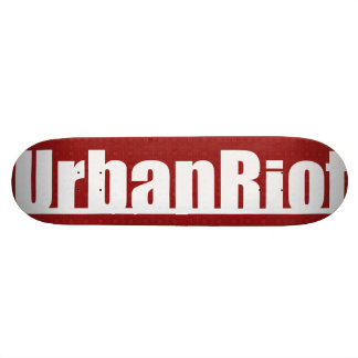 UrbanRiot JP1 Red Deck