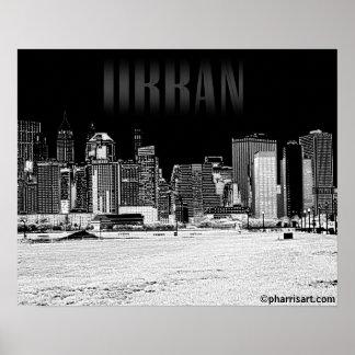 Urbanscape (este) póster