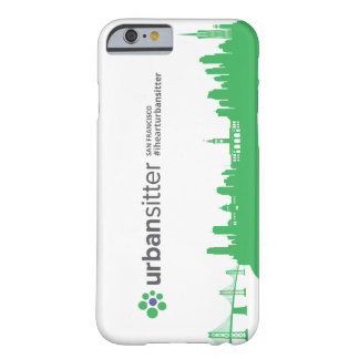 UrbanSitter SF - iPhone 6/6s, Barely There Case