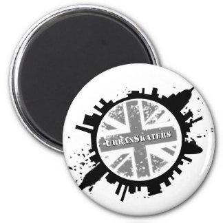 UrbanSkaters Merchendise 2 Inch Round Magnet
