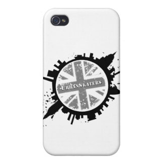 UrbanSkaters Merchendise iPhone 4 Cases