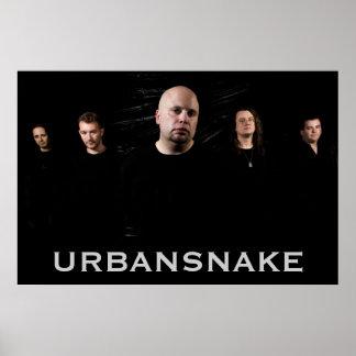 Urbansnake Poster 2