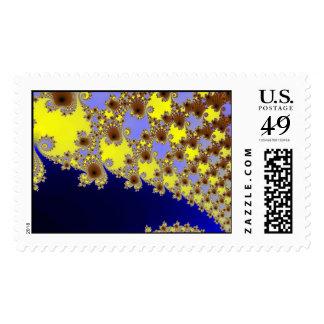 Urchins Postage Stamp