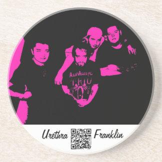 Urethra Franklin Coasters