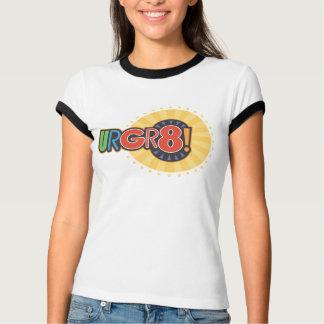 URG8! Ladies Ringer T-Shirt