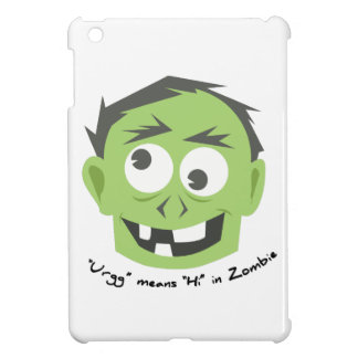 Urgg Means Hi Cover For The iPad Mini