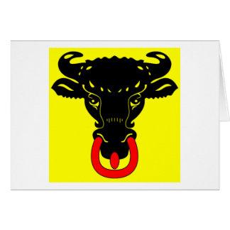 Uri Flag Card